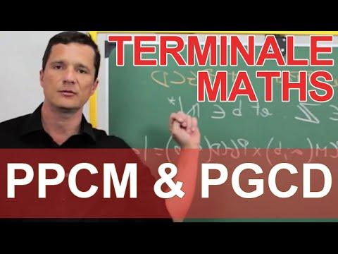PPCM & PGCD - Le rappel de cours - MATHS - TS Spé Maths - Les Bons Profs