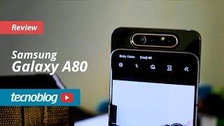 Samsung Galaxy A80  Review Tecnoblog