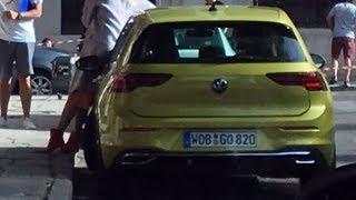 Volkswagen Golf VIII | La nuova 8 sarà...sempre una Golf!