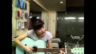 Bốn chữ lắm - Guitar cover bởi em gái xinh đẹp