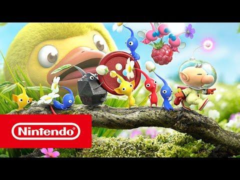Hey! PIKMIN - Launch Trailer (Nintendo 3DS)