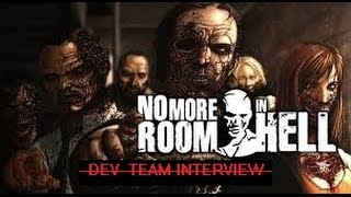 Dev Team Interview: NO MORE ROOM IN HELL!