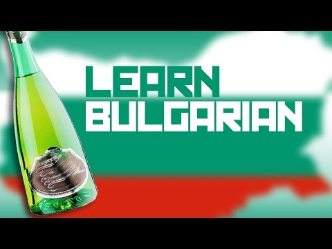 BULGARIAN LESSON - Language lesson with Boris