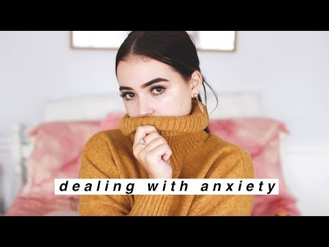 Let's Talk About Anxiety (and how to deal with it) | Reese Regan