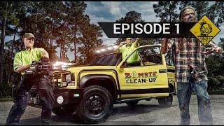 Zombie Clean-Up Episode 1 (Concept Pilot)
