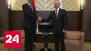 Путин и Асад заявили о победе над террористами во всех ключевых точках Сирии - Россия 24