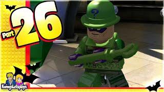 LEGO BATMAN 3 - Unlocking The Riddler! Prince of Puzzles