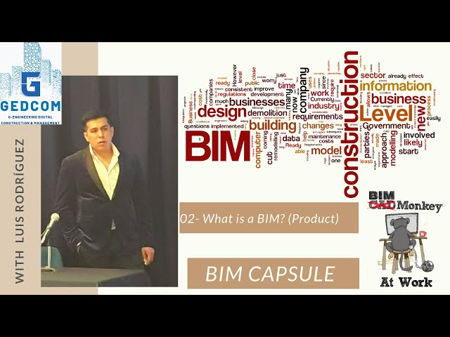 02-What is a BIM like a product?