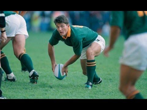 Joost Van Der Westhuizen - The Fearless Champion