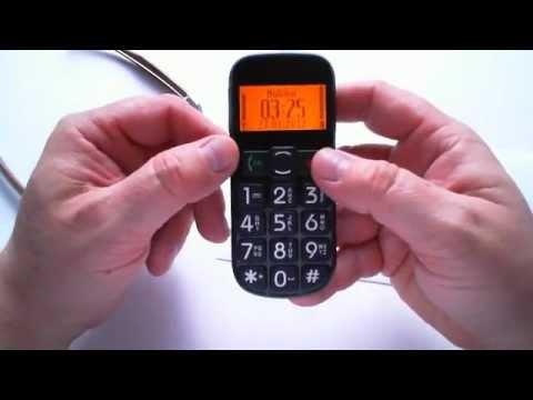 mobiho essentiel le classic facile le t l phone grosses touches portable pour personnes ag es. Black Bedroom Furniture Sets. Home Design Ideas