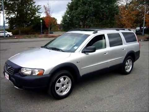 2002 volvo xc 70 wagon - 2.5l turbo - auto - leather - 7 seater