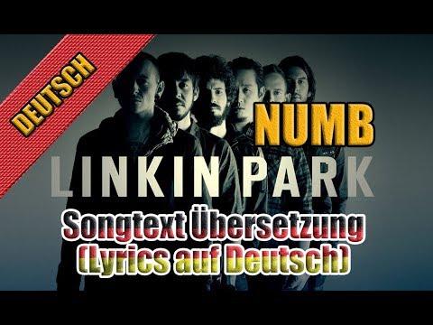 Numb Von Linkin Park - Songtext Übersetzung (Lyrics auf Deutsch) + Clip Video