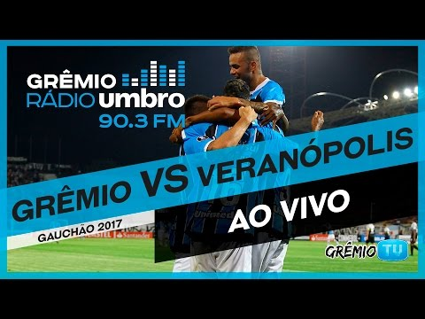 [AO VIVO] Grêmio x Veranópolis (Grêmio Rádio Umbro) l GrêmioTV