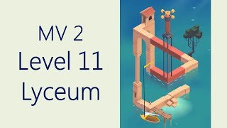 Monument Valley 2   Level 11 The Lyceum