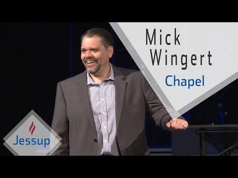 Jessup Chapel: Mick Wingert 2017.02.24