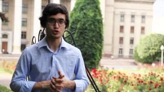БОЛАШАҚ. ӨЗІҢНЕН БАСТА с Арманом Сулейменовым