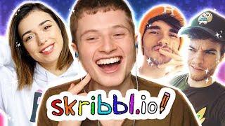 Skribbl.io Funny Moments - Will & Shelby