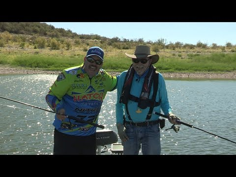 Fishing With Johnny Johnson - Crappie Fishing With Art Chamberlin
