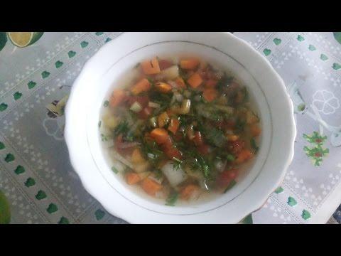 Овощной суп с перловкой - пошаговый рецепт с фото на