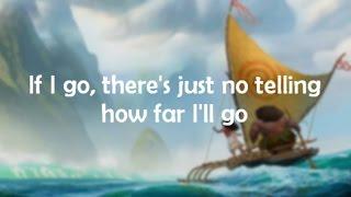 "Lyrics: ""How Far I"