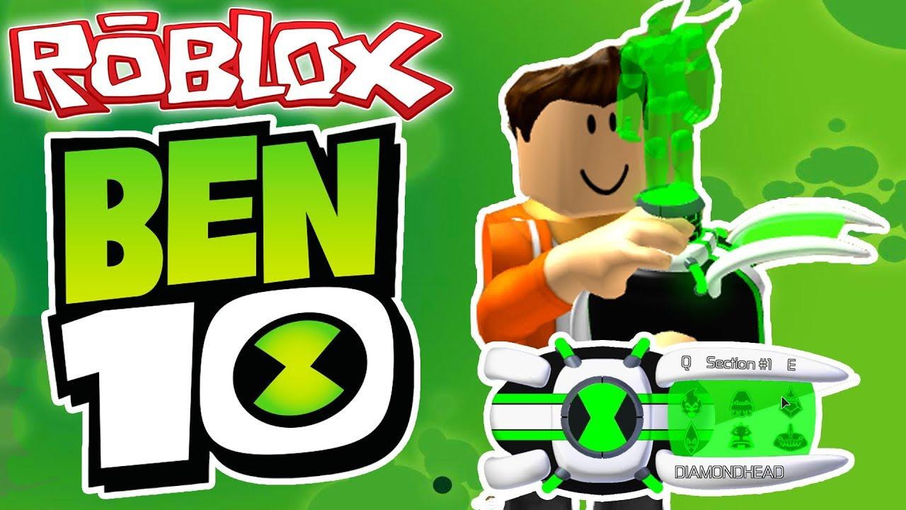 Alien Roblox Ben 10 How To Be Ben 10 In Roblox Roblox Ben 10 Arrival Of Aliens Youtube
