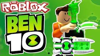COMMENT BE BEN 10 IN ROBLOX (Roblox Ben 10 Arrivée d'étrangers)