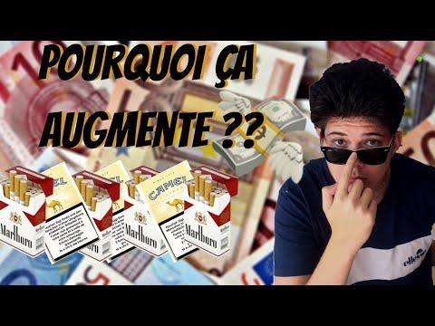 POURQUOI LE PRIX DU TABAC AUGMENTE ? (France 2020)