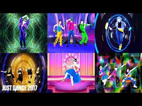 Just Dance 2017   August New Tracks announcement [AUT]