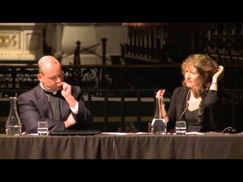 Happiness: Mark Oakley and Susie Orbach speak at St Paul's Cathedral (2010)