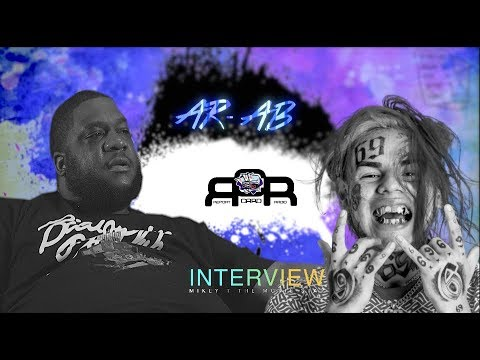 "AR-AB on 6ix9ine ""Checking In"" with Gillie Da Kid , Getting Rappers Chains Back and more"