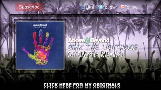 Above & Beyond -  Sink The Lighthouse Feat. Alex Vargas (atanyte Remix) (instrumental)