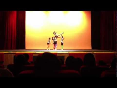 RGS Gymnastics Gala 2012 - Circus