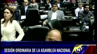 Diosdado Cabello lee carta de Nicolás Maduro sobre juramentación de Chávez