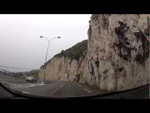 SLOW TV: Eze village to Villefranche, Provence-Alpes-Côte d'Azur , France