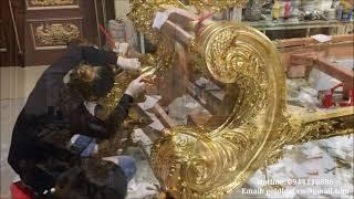 Dát vàng sofa cao cấp