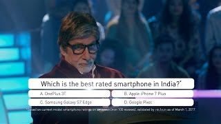 OnePlus 3T is the best rated smartphone Enter to win Rs 1 Crore