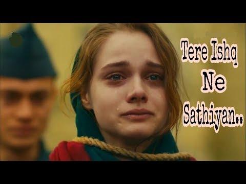 Tere Ishq Ne Sathiyan | Female Version | Cover By Deepshikha | Video Cover Vatanim Sensin