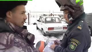Снегоход – любимый транспорт ямальцев