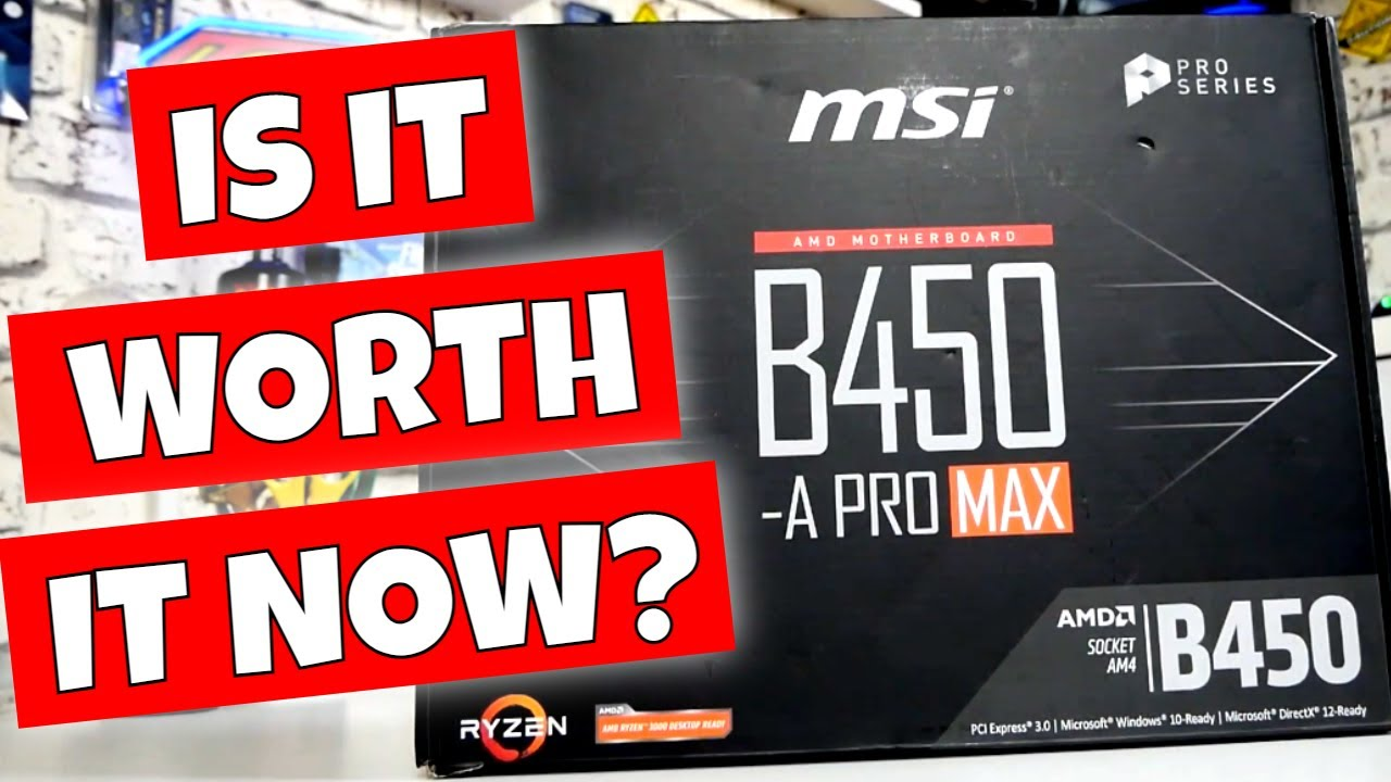 MSI B450-A Pro Max 4133 Mhz İnceleme