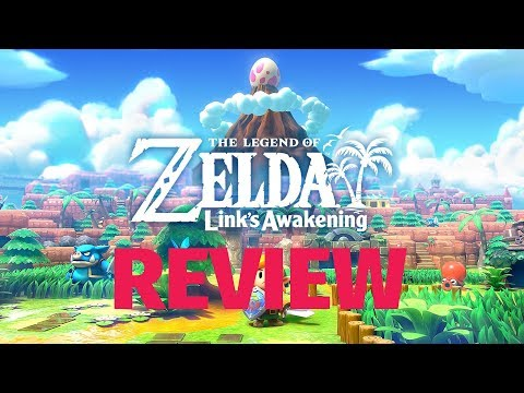 The Legend of Zelda: Link's Awakening Video Review – From Great to Glorious