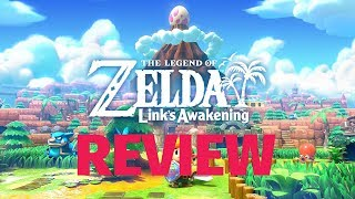 The Legend of Zelda: Link's Awakening Review - From Great to Glorious | COGconnected (Video Game Video Review)