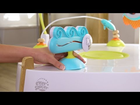 How To Get More Play From Your Evenflo ExerSaucer Spin-Loc™ Toys