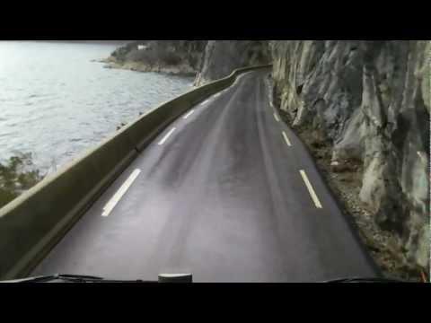 Rv. 7 Hardangerfjorden