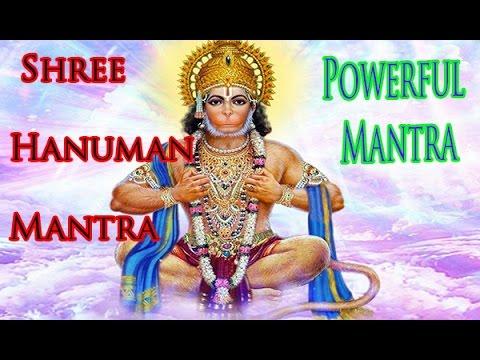 Shree Hanuman Mantra | To Destroy Enemies | Powerful Mantra