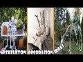 Skeleton Decoration Ideas To Try This Halloween