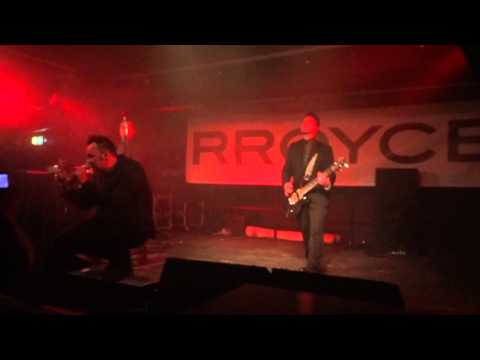 RRoyce - Bohemian Life (Live in Hamburg / Kaiserkeller 16.04.2015)