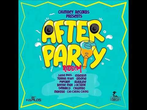 Alkaline | Aidonia  | Popcaan & More - After Party Riddim Mix - July 2015 | @GazaPriiinceEnt