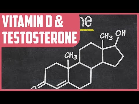 Can Vitamin D Supplementation Boost Testosterone? A Review of the Science and Evidence