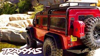 TRX-4 Conquers California Wilderness | Traxxas TRX-4 Defender
