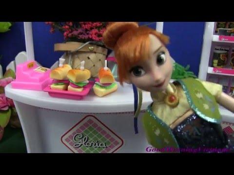 Đồ Chơi Siêu Thị Của Búp Bê Barbie - Barbie